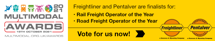 Readers' Vote Awards - Vote for Freightliner and Pentalver now