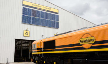 Freightliner Crewe Maintenance Facility