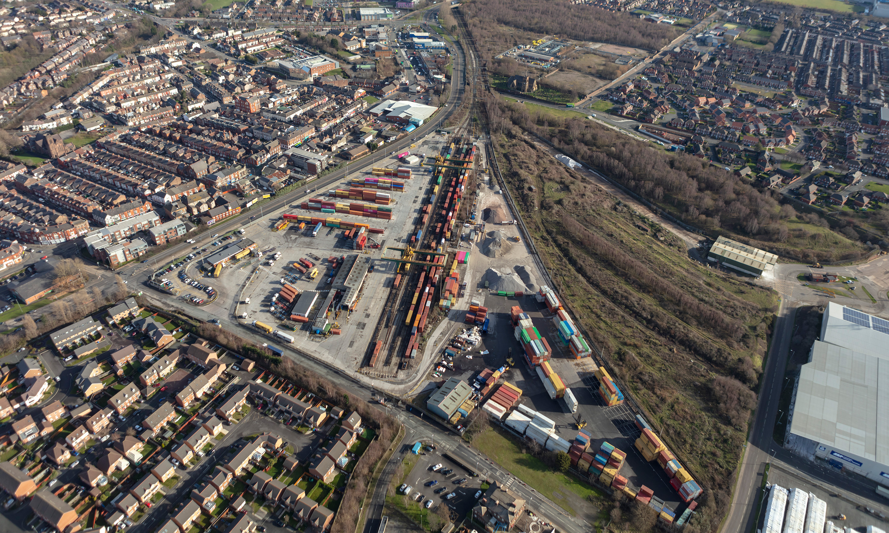 Freightliner Liverpool