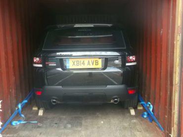 Vehicle securing