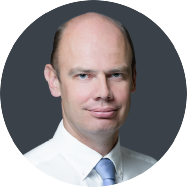 Portrait of Tim Shakerley